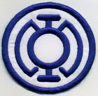 "3.5"" Blue Lantern Corps Classic Style Embroidered Patch"