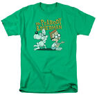 Mr. Peabody & Sherman Deep Conversation Licensed Adult T Shirt