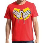 Wu Tang Clan Dripping Hands Men's T-shirt Tee Tshirt  (WT2)