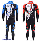 Cycling Long Suit Jersey Trousers Set Bike Bicycle Clothing UV Protection New