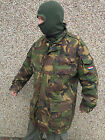 Dutch Army DPM Camouflage Wet Weather Combat Jackets With Goretex Liner