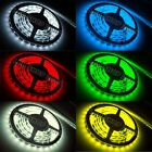 12V No-Waterproof 60LED/M Flexible Strip Light 3528 SMD 1M 2M White Red Blue W-W