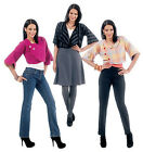 SEWING PATTERN McCall's M6407 Misses Knit Loose Fitting CROPPED FASHION JACKETS
