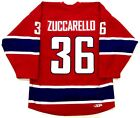 MATS ZUCCARELLO TEAM NORWAY AUTHENTIC HOCKEY JERSEY NEW YORK RANGERS