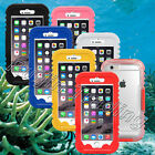 Durable Waterproof Case Cover Housing For iphone 6 plus/iphone 6 4.7/5.5 Inch