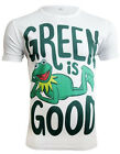 *UK FIT* Green Is Good Kermit the Frog Men's T-shirt