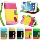 Fashion Leather Wallet Flip Case Cover Pouch For Samsung Galaxy S4 SIV i9500