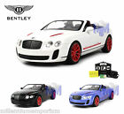 1/14 Bentley Continental Rechargeable RC Remote Radio Controlled Car Kids Toys