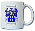 AYLOTT COAT OF ARMS COFFEE MUG