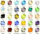 100 Austria bicone crystal beads 3mm for Swarovski 5301/5328-U pick colors AB6