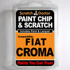 FIAT CROMA TOUCH UP PAINT Stone Chip Scratch Repair Kit 2006-2011
