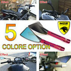 5 Color Mirrors Rearview CNC Billet Mirror For Universal Kawasaki ZZR