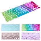 "Metallic Finish Silicone Keyboard Skin Cover for MacBook Pro Retina Air 13"" 15"""