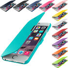 For Apple iPhone 6 Plus (5.5) Magnetic Closing Wallet Flip Hard Soft Case Cover