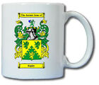 RAPLEY COAT OF ARMS COFFEE MUG