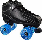 Outdoor Roller Skates - Black Jackson Vibe Blue Atom Pulse Skate Men Size 3-12