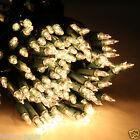 20M 200 BULB INDOOR TRADITIONAL CHRISTMAS XMAS TREE PARTY FAIRY STRING LIGHTS