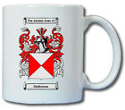 SHELBOURNE COAT OF ARMS COFFEE MUG