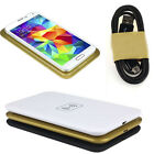 1PC Qi Wireless Charger Transmitter Charging Pad For Samsung Galaxy S3 S4 S5 0