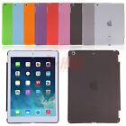Hard Back Crystal Case Matte Satin Finish Shell Skin Cover for Apple iPad Air 5