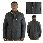 Vince Camuto Men's Quilted Nylon Jacket Coat