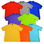 Polo Ralph Lauren Polo Shirt Mens Big And Tall Mesh Knit Classic Fit New Y080+