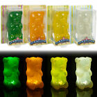 Childrens Gummy Bear Night Light Nightlight Squeezy Gummygoods Bedroom Toy Lamp