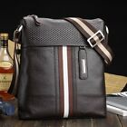 Classic New Man Genuine Leather Shoulder Bag Fashion Style Messenger Bag
