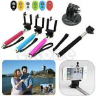 Selfie Wink Monopod Extendable Bluetooth Remote Control Shutter Handheld Holder