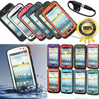 Waterproof Shockproof Dirt Dust Proof Case Cover For Samsung Galaxy Note 2 N7100