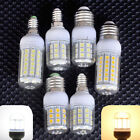 E27 E14 5W 7W 15W Warm Cool White SMD 5050 Led DIY Light Bulb Lamp 110V 220V