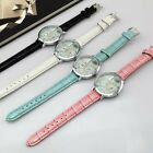4 Colors New Women's Eiffel Tower Bracelet Style Wrist Quartz Analog Watch
