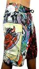 NEW ED HARDY CHRISTIAN AUDIGIER MEN'S GRAPHIC BOARD SHORTS SURF TRUNKS RED JOKER