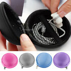 New Earphone Headphone Earbud Carrying Storage Bag Pouch Hard Case