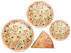 Splash - Pizza - Photoprint Melamine - Plates, Trays & Slices/Segments Available