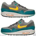 3611193481254040 1 Nike Air Max 1   White   Grey   Total Orange   Available on eBay
