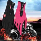 Windproof Winter Riding Ski Snow Snowboard Motorcycle Gloves Touch Screen Hand