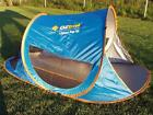 NEW OZtrail 2 Person Man Instant Pop Up Beach Tent Easy SetUp In Seconds Shelter