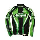 Hope Long Sleeve Road Jersey - Green/Black