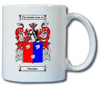 PINCOMBE COAT OF ARMS COFFEE MUG