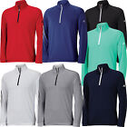 Adidas Golf ClimaCool 3 Stripes Half Zip Pullover 2015 Mens NWT Multiple Colors!