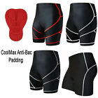 Cycle Shorts Padded MTB Cyling Bike Shorts Anti-Bac Padding Mens,Ladies
