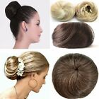Hairpiece Hair Thickening Hair Extension Hepburn Bun Chignon Updo