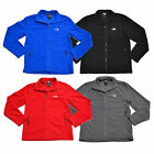 The North Face Jacket Mens Contrail Full Zip Up Fleece Long Sleeve Solid New