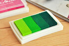 Chic Child Oil Based DIY Ink Pad Rubber Stamps Fabric Wood Paper Scrapbook New
