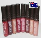 BURT'S BEES COLOURED LIP GLOSS 100% NATURAL *AS MANY AS YOU LIKE $8 POSTAGE*