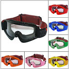 Junior Children Kids MX Goggles Bike Motorcycle Off Road Motocross Helmet Goggle