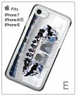 """Ice Skating Blades Boots Hockey Stick Game Hard Back Case for iPhone 6 6S (4.7"""")"""