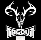 Tagout #2 Decal Bow Hunting Sticker Rack For RV Camper Quad Truck Window Boat