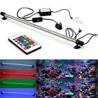 Aquarium Fish Tank Waterproof White & Blue 18 30 48 CM LED Light Bar Submersible